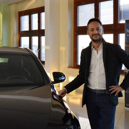 Presentata la nuova Mercedes Classe E presso lo showroom Di.Pa. srl di Lucera