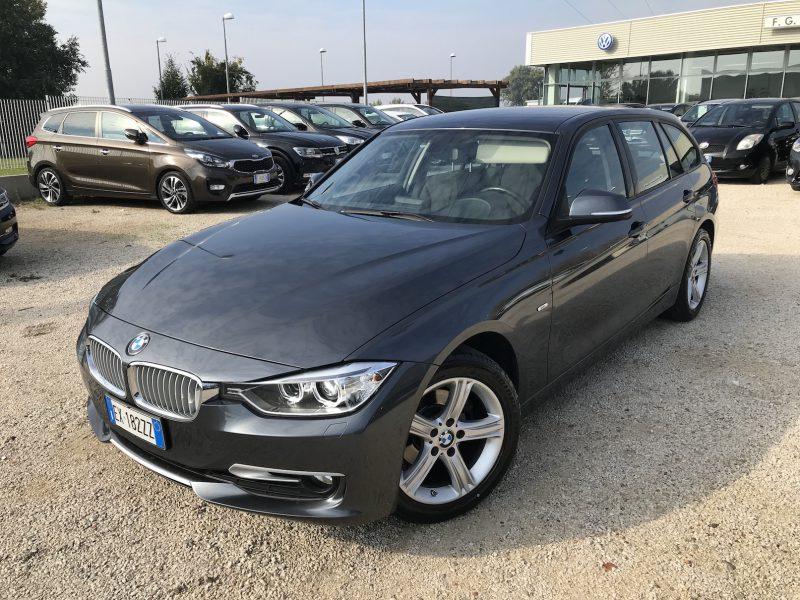 BMW 316 d Touring 115cv Modern