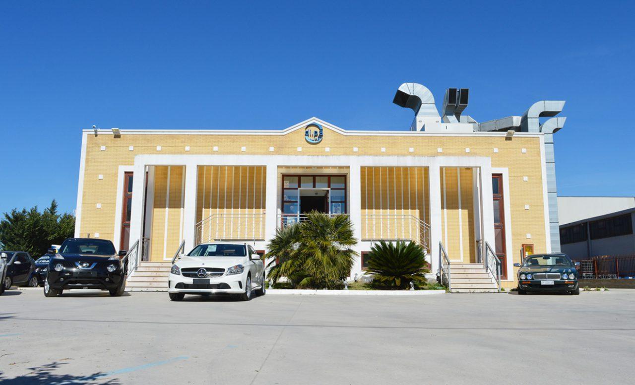 Di Pa Lucera - Vendita automobili nuove, usate e Km0.